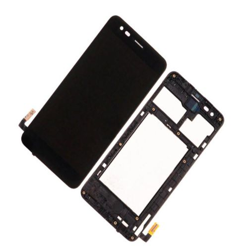 LCD LG K4 2017 with frame